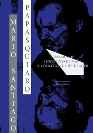 Portada de Consejos de 1 discípulo de Marx a 1 fanático de Heidegger papasquiaro matadero editorial 2016