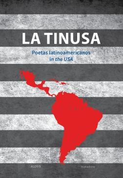 Portada de la tinusa poetas latinoamericanos en usa publicado por matadero editorial 2016